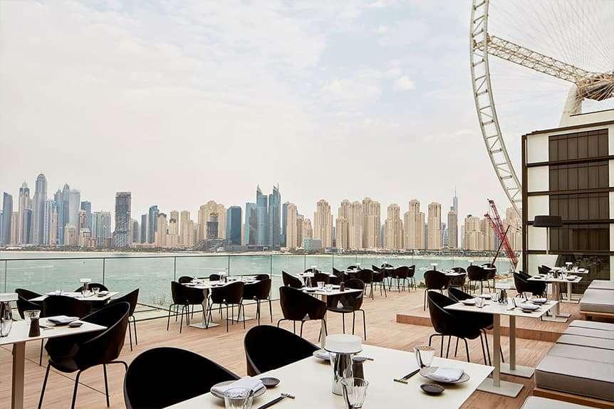 Caesars Resort Bluewaters Dubai Paru