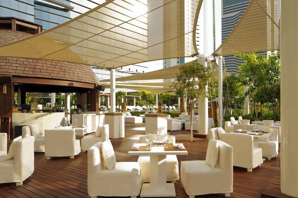 Conrad Dubai luxury hotel
