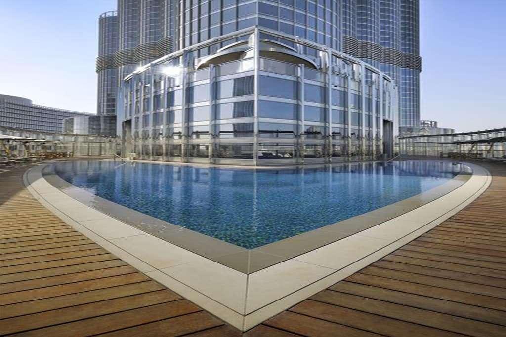 Hotel Armani Dubai Swimming Pool