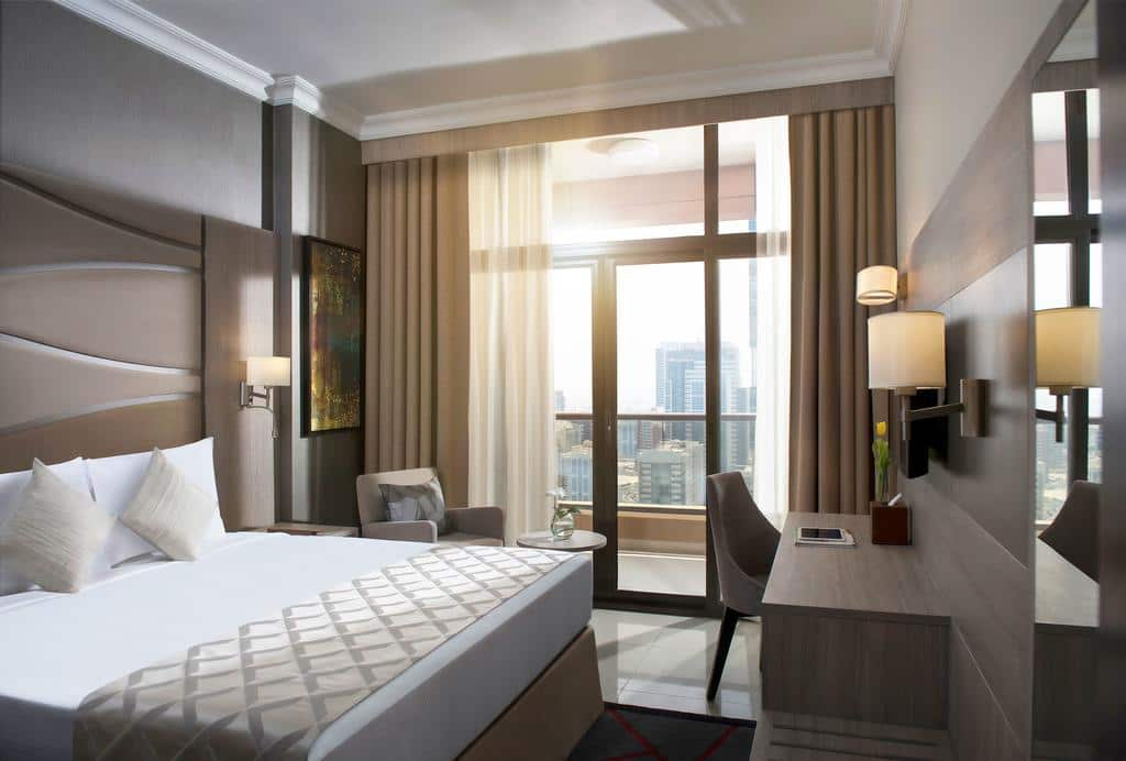 One Bedroom Grand Suite with City View