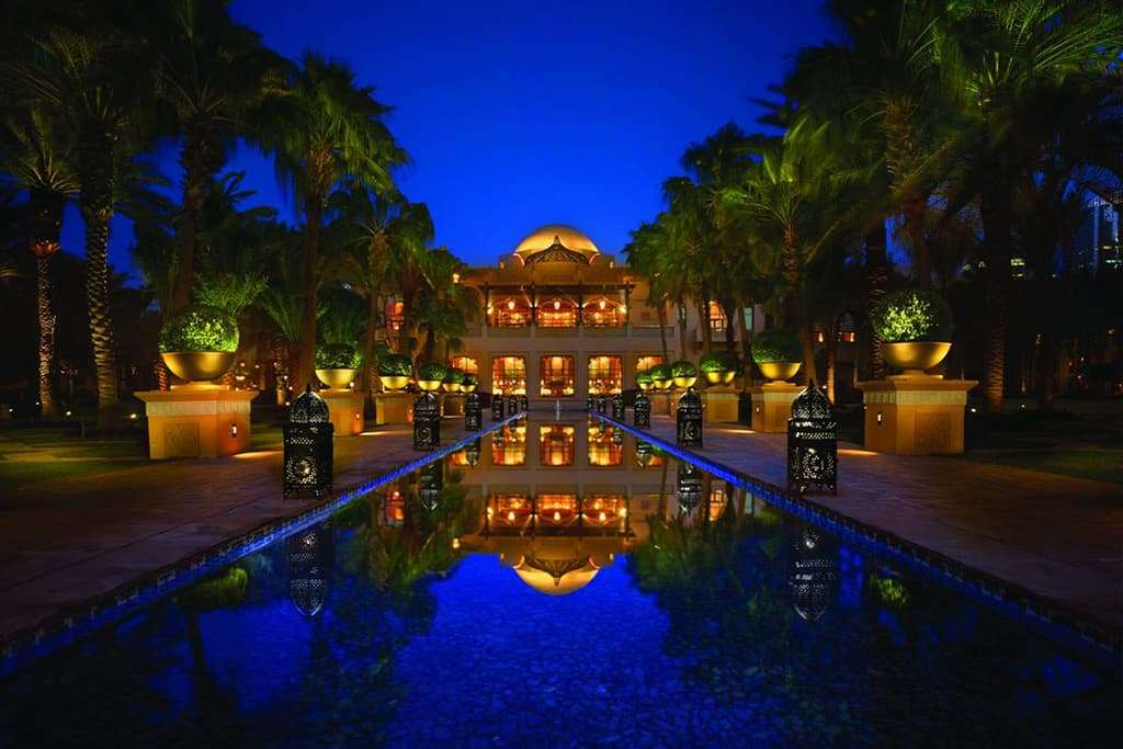 One and Only Royal Mirage – The Palace