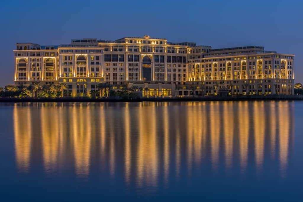 Palazzo Versace Dubai Exterior view
