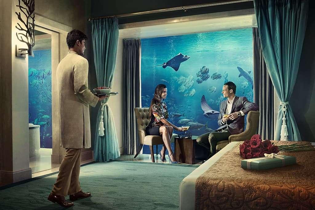 Poseidon Underwater Super Suite