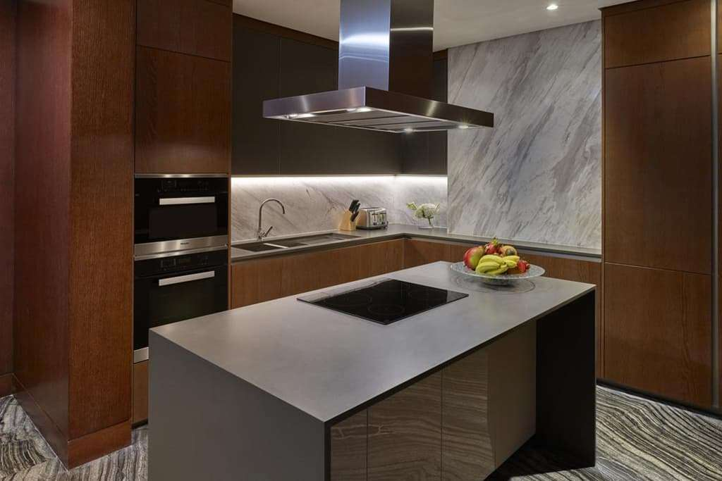 Residential Suite Kitchen