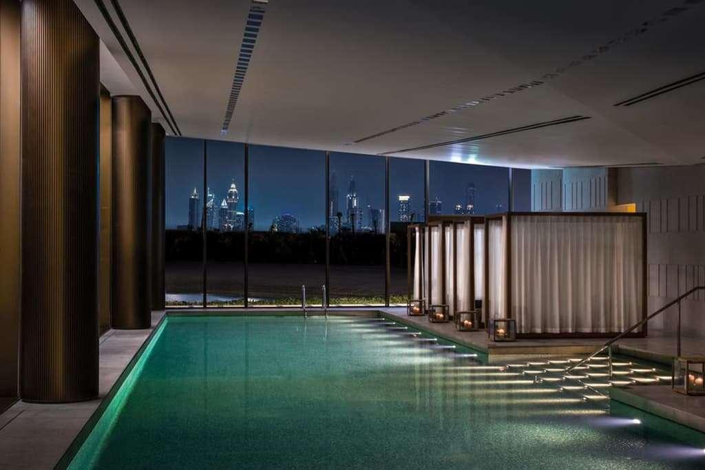 The Bulgari spa with Swimming Pool